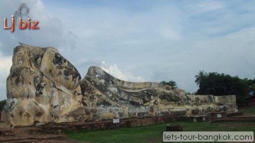 ayutthaya wat lokkaysupa