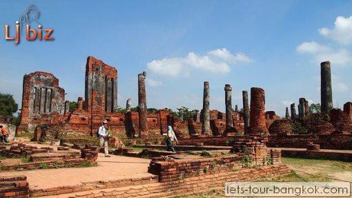 at phrasrisanphet ayutthaya