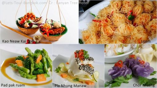 food in apsara cruise