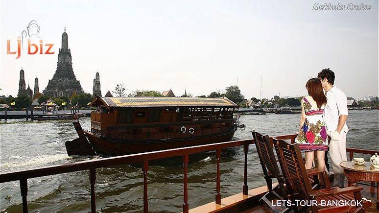 wat arun Mekhala cruise