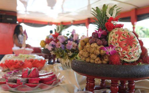 Wat fah Cruse - fruit craft