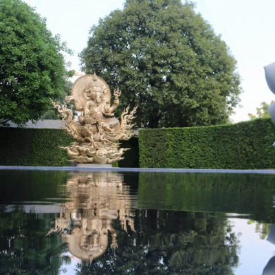 art Moca statue