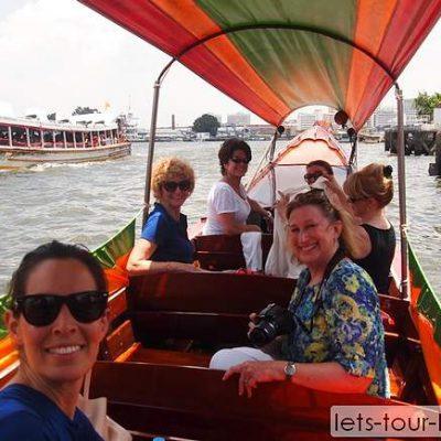 bangkok canal klong