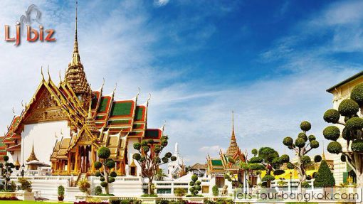 grand palace dusit mahaprasart