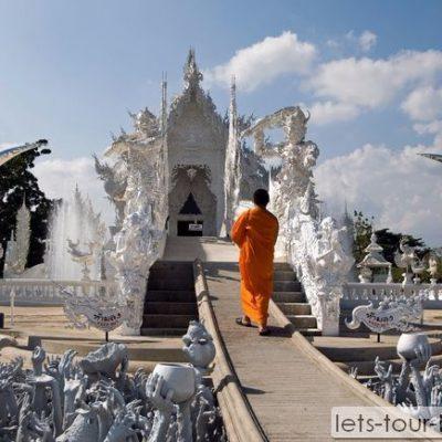 Wat Rong Khun Chiang Rai