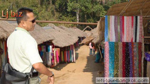 Chiang rai hill tribe village