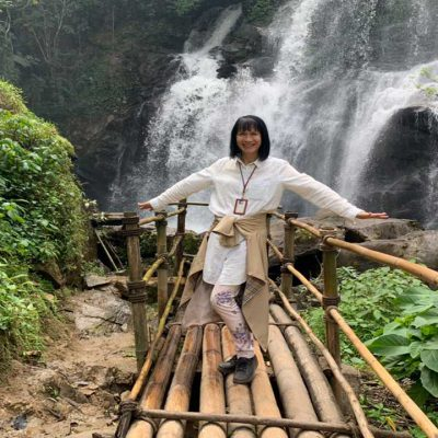 waterfall Padokseaw