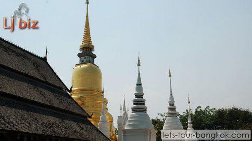 Chiang Mai Wat Suan Dok