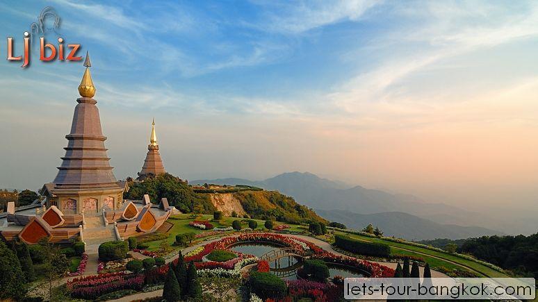CNX_Doi_ Inthanon_Twin Pagodas_ (3)