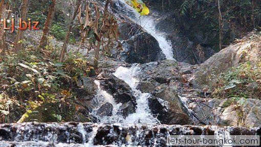 MaeKamPong water fall