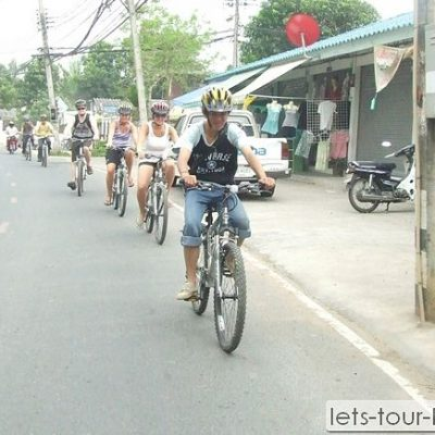 Chiang Mai Ride a bike