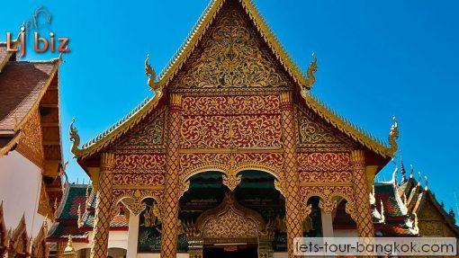Wat PhaSignh Chiang Mai