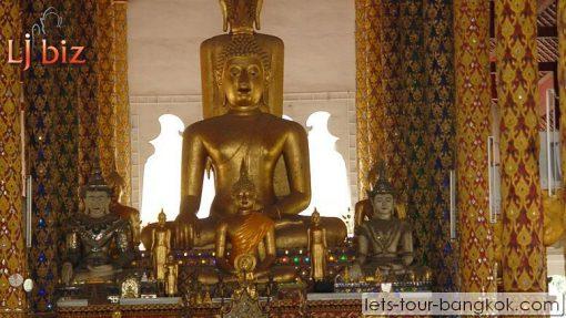 Chiang Mai Wat Suandok