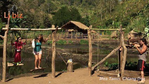 maetaman hill tribe village