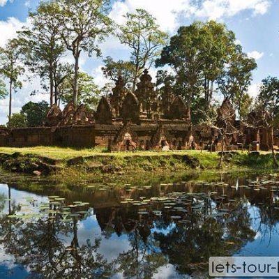 Cambodia Banteay srei