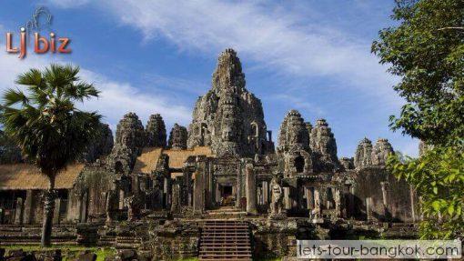 Cambodia rep angkor thom