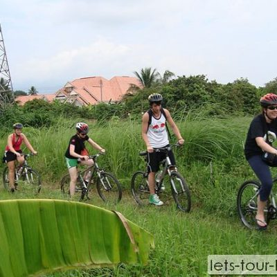Chiang Mai biking