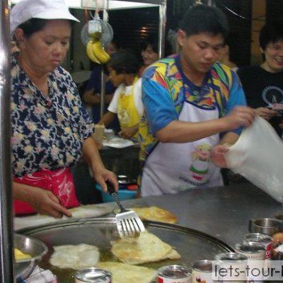 Huahin Night market local