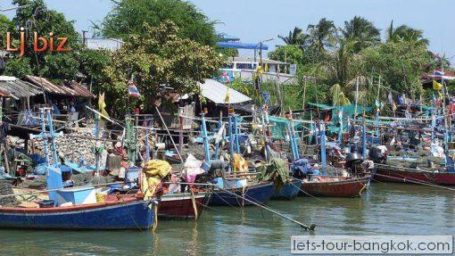 HHQ hua hin fisherman village