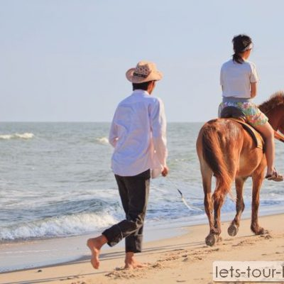 HHQ hua hin horse ride