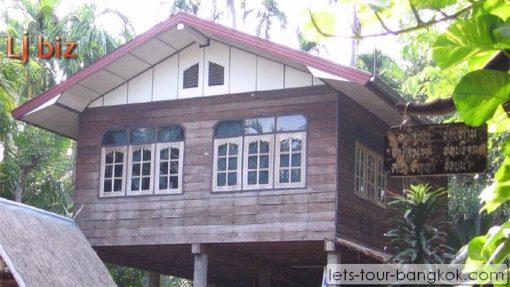 HuaHin local thai house