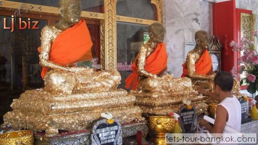 wat chalong phuket luang por cheam