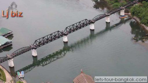 the bridge on river kwai