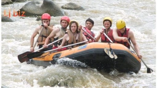 Krabi PangNga rafting