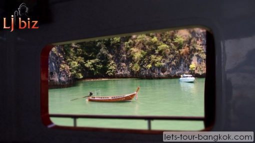 Phang Nga Bay; monkey cave temple; Khao Ma Chu;Khoa PingKan; Koh Tapu; James Bond island;