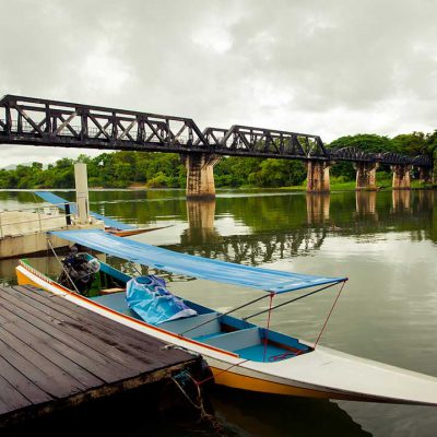 the bridge on river kwai