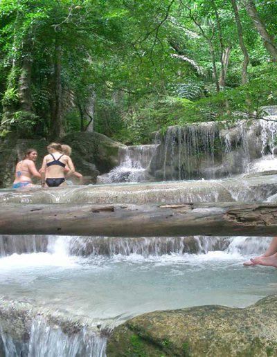 earwan waterfall