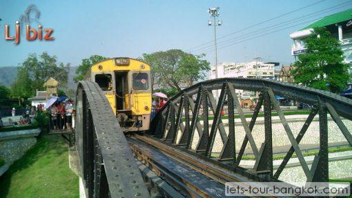 river kwai train bridge