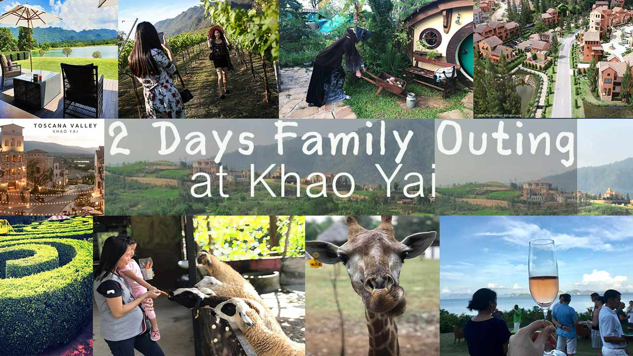 Khao yai 2 days