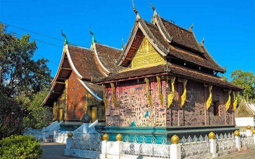 luangprabang temple