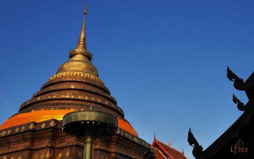 wat phatat Lampang Luang