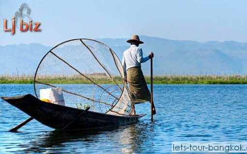 Myanmar inlay lake