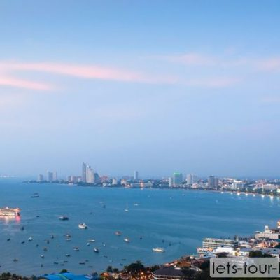 Pattaya city beach