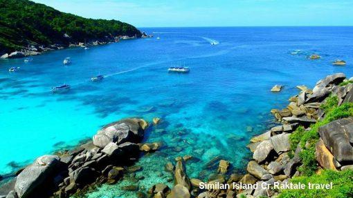 Similan island, Surin Island