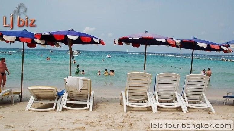 pattaya beach koh lan
