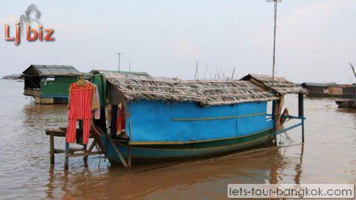 REP Tonle sap Cambodia