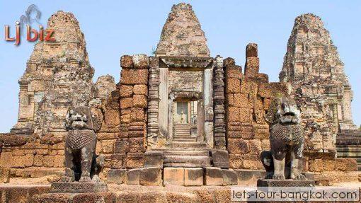 REP phnom bakheng cambodia