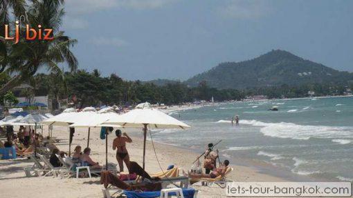 USM samui beach