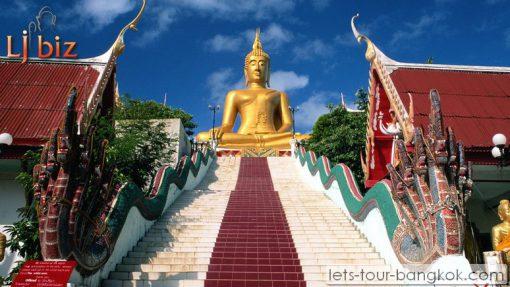 samui big buddha temple