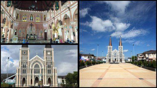 chanthaburi Cathedral of the Immaculate Conception