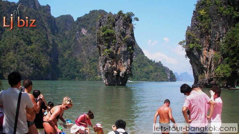 James Bond Island Phuket Tour By Long Tail Boat Speed Boat