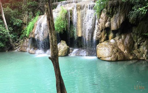 Eranwan waterfall