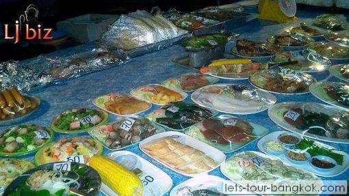 koh samed sea food