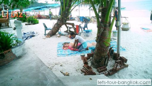 koh samed beach massage