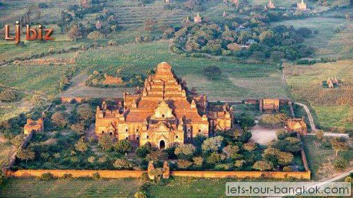 myanmar nyu thambula temple