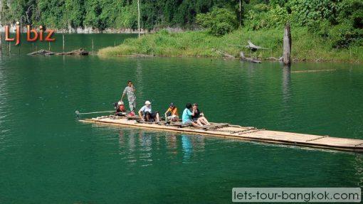 surat khao sok lake